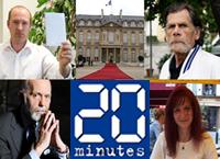 20 Minutes parle du Vote Blanc