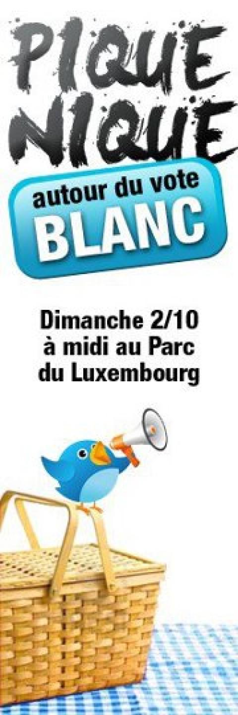 Pique-Nique Blanc !