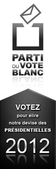 Votez pour élire notre devise 2012 !