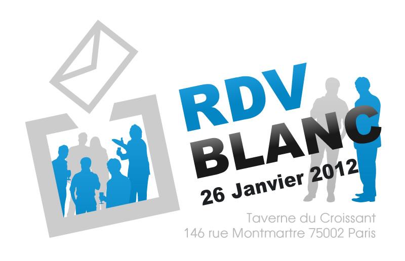 RDV Blanc à Paris le 26 janvier 2012 !!