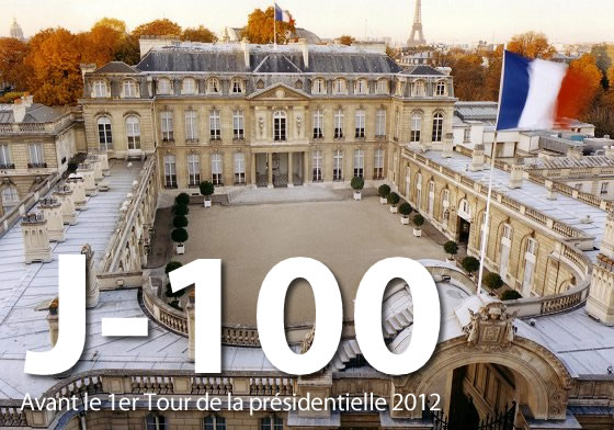 J-100 avant l'élection presidentielle de 2012 !!
