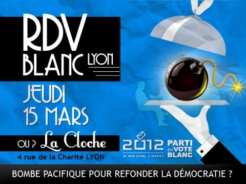RDV Blanc à Lyon !