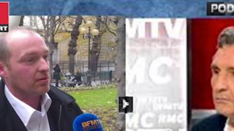 Stéphane Guyot sur RMC chez JJ Bourdin