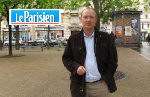 Le Parisien – 23 mai 2014
