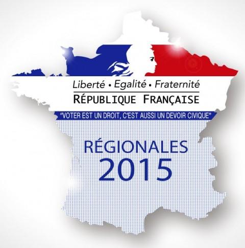 Recommandations de vote aux Régionales 2015.
