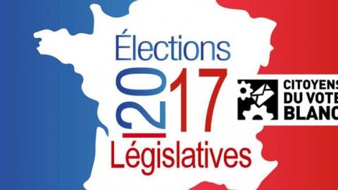 Parti du vote blanc : 82 candidats aux législatives