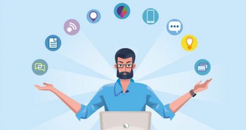 Réseaux sociaux, la vie du community manager