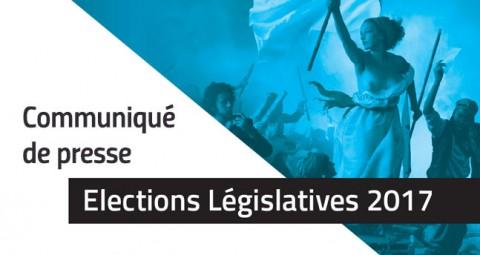 Communiqué de presse : Législatives 2017