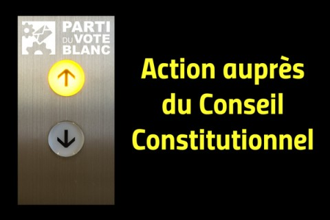 Le PVB interpelle le Conseil Constitutionnel