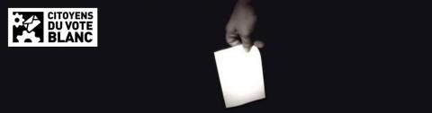 Le vote blanc, une arme contre l'abstention et la montée des extrêmes