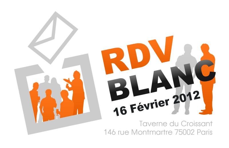 RDV Blanc à Paris le 16 février 2012 !!