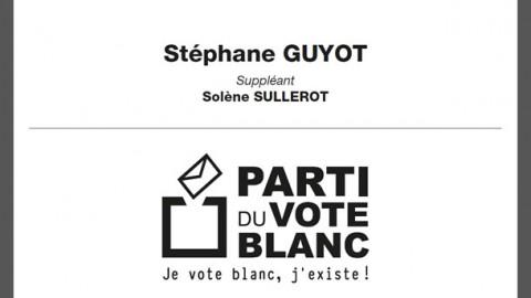 Bulletins de Vote des Candidats