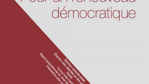 Pour un Renouveau Démocratique…
