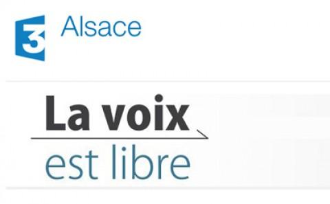La Voix est Libre – France 3 Alsace