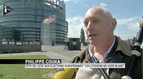 iTélé – Philippe Couka le 16 mai 2014