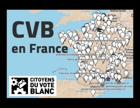 Découvrez le réseau Citoyens du Vote Blanc en France
