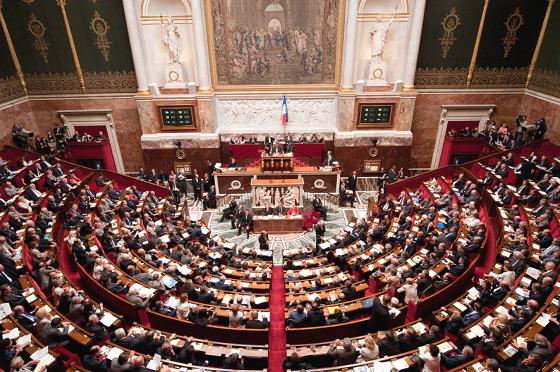 Le vote blanc à l'Assemblée nationale