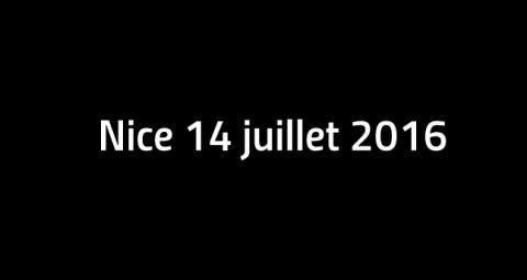 Attentat de Nice 14 Juillet 2016