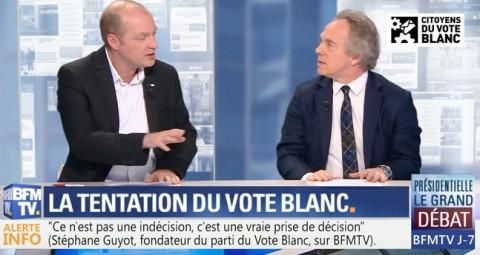Stéphane Guyot sur BFMTV – Mardi 28 mars 2017
