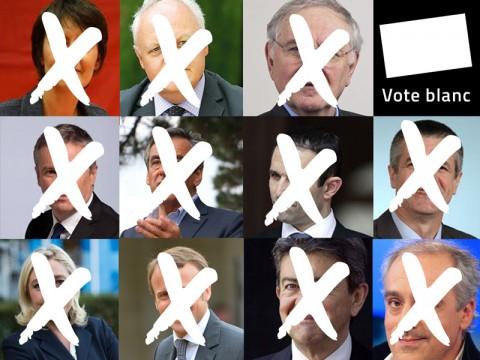 Quel vote au premier tour de l'élection présidentielle 2017 ?