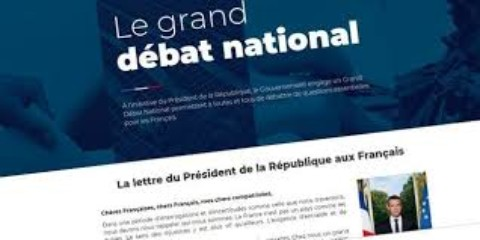 Grand Débat national, et maintenant ?