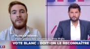 Florian Demmel et Stéphane Guyot sur LCI